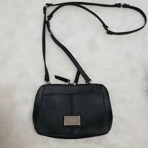 Tignanello leather Crossbody handbag